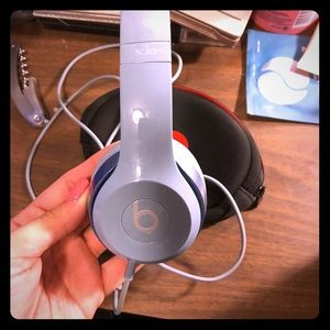 Beats Solo 2 Wired On Ear Headphones